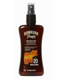 HAWAIIAN TROPIC BRONZING OIL - Spray 200ml SPF20